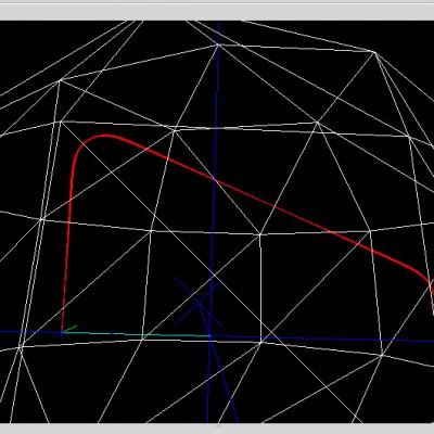 EM Slice ionosphere